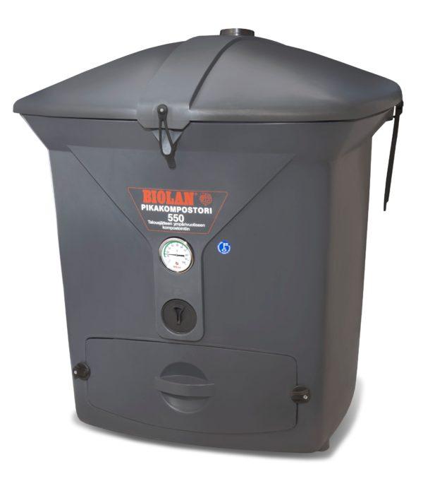 Composteur 550 Gris